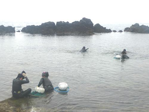 Co-Jejudo-Seongsan-Femmes plongeuses (11)