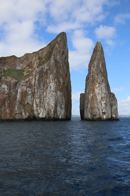 Kicker Rock, Galapagos Is.  Ecuador.