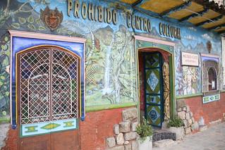 Prohibido Centro Cultural, Cuenca, Ecuador