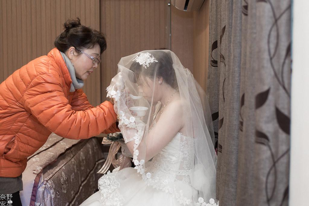 台南婚攝-繼中&佳芸-迎娶午宴 X 東東宴會式場-東嬿廳 (38)
