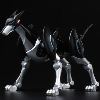 千值練 《再造人卡辛》忠實夥伴「機器犬亨達Friender」黑色限定版! 新造人間キャシャーン フレンダー 限定カラー