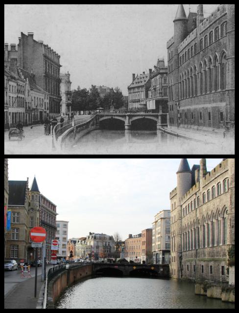 Reep, Ghent