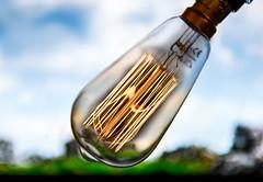 Vintage bulb.