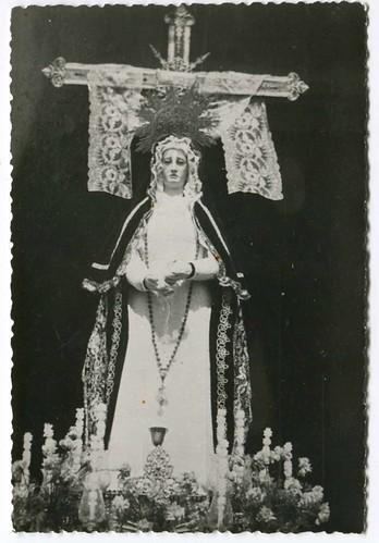 La Puebla de Montalbán (Toledo) :[Virgen de la Soledad]