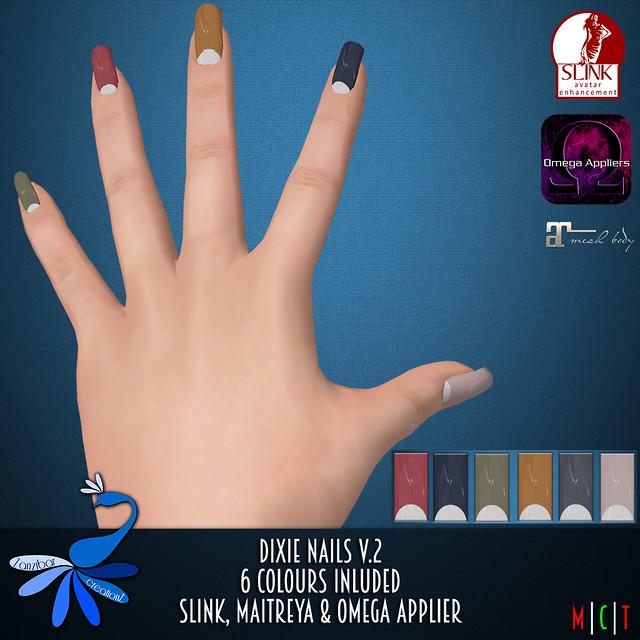 ZcZ Dixie Nails v2
