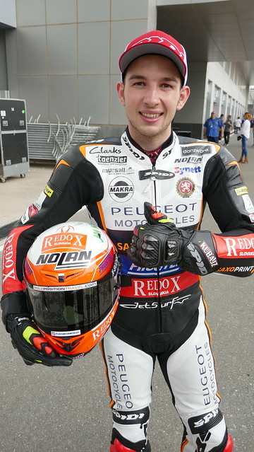 We sponsor Jakub Kornfeil again - since 2010!