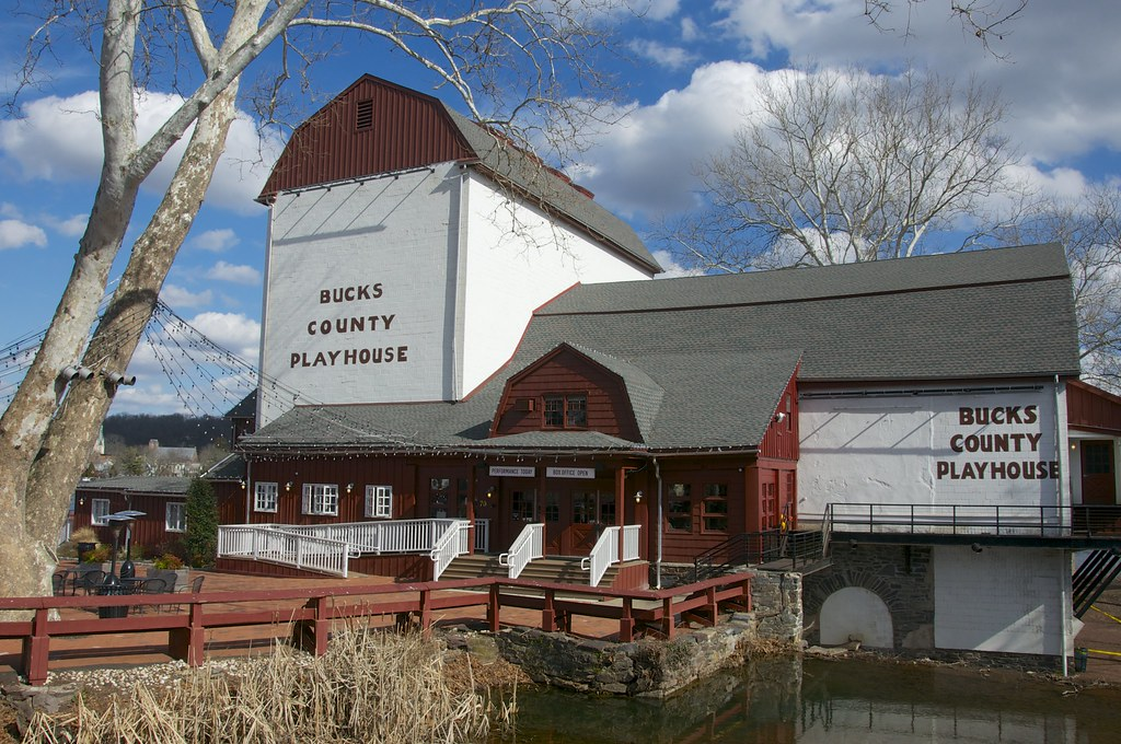 Bucks County Playhouse - New Hope PA