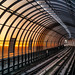 Sunset Station by Yoan Mitov