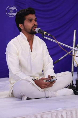 Kannada devotional song by Sanjay and Saathi from Bengaluru