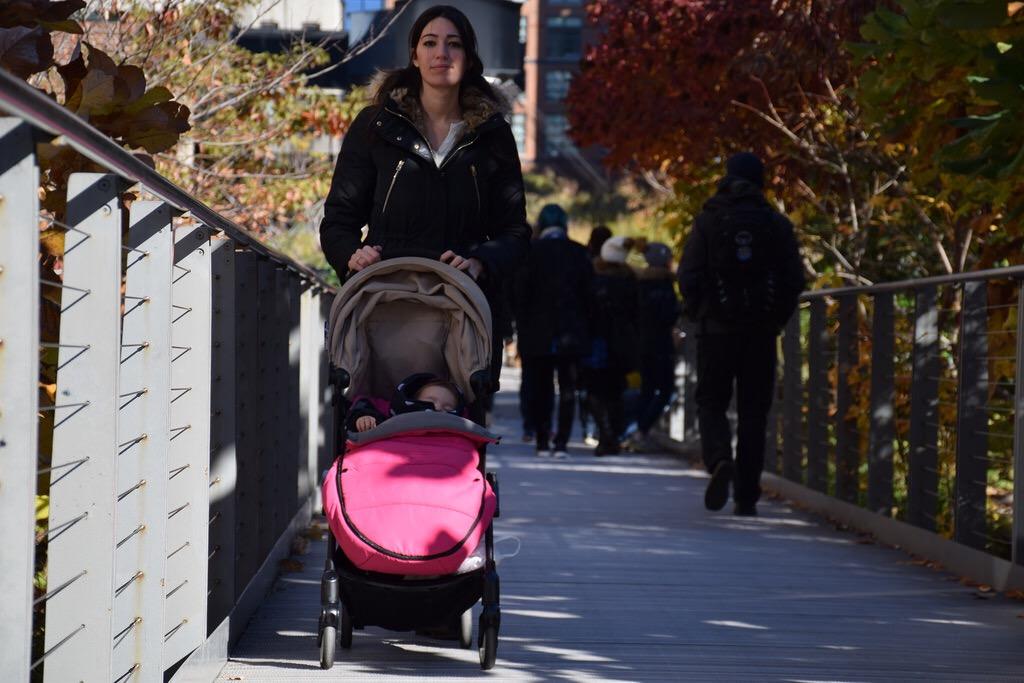 Paseando por la High Line
