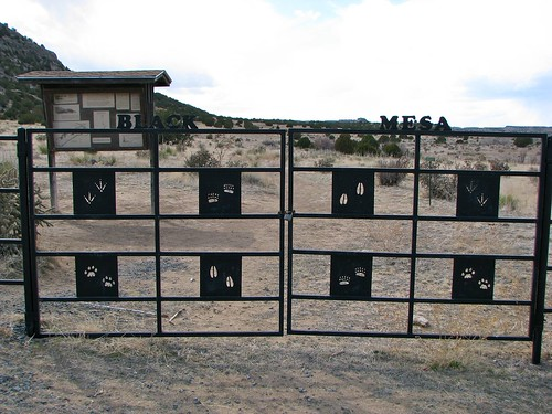 Black Mesa Trailhead