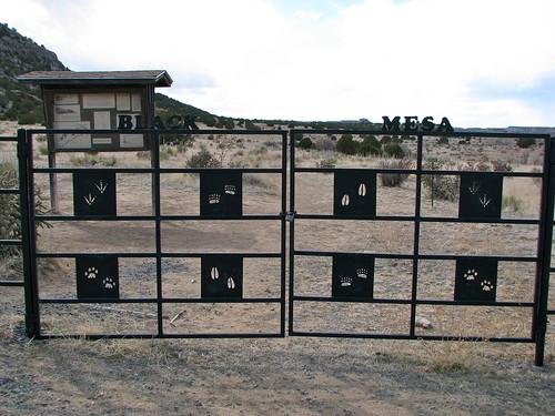 Black Mesa Trailhead