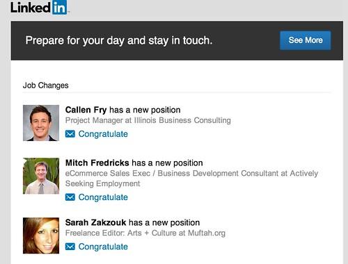 Congratulate Callen Fry, Mitch Fredricks, and 10 others - cspenn@gmail.com - Gmail