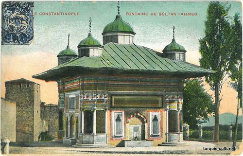 istanbul-fontaine-Ahmet1