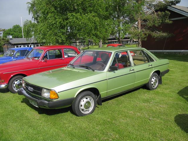 Audi 100 L5E