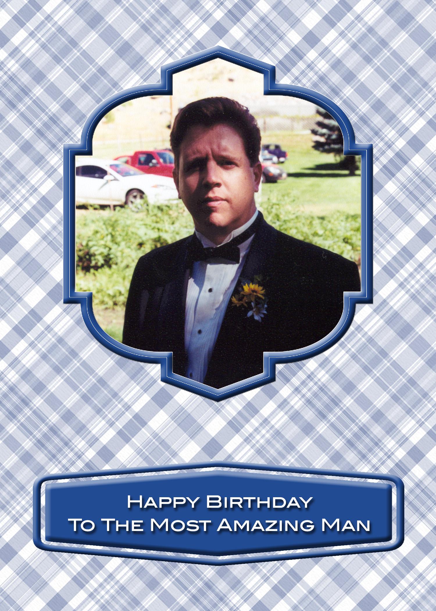Happy Birthday, Kevin!