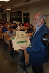 Cientos de alumnos abren las puertas de la Universidad esta semana en Nervión