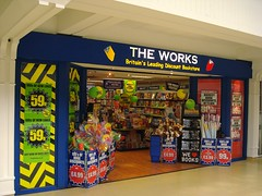 Picture of The Works, 1105 Whitgift Centre
