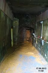 tunnel(0.0), bunker(1.0), air-raid shelter(1.0),