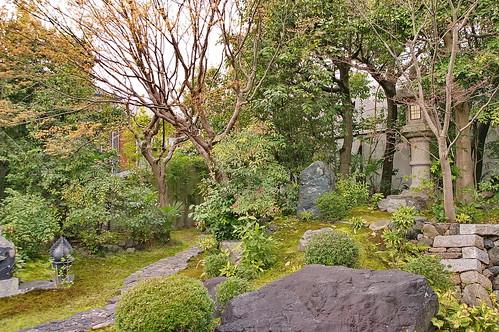 【写真】2013 桜 : 閑臥庵/2021-07-16/IMGP9633