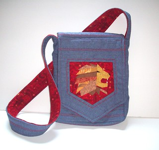 Gryffindor Purse