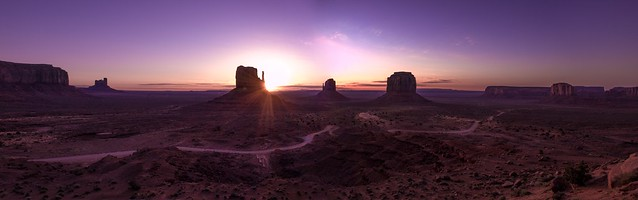 Monument Valley Sunrise 3
