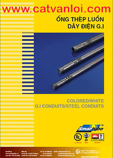 ống luồn dây điện thép, steel conduit 46