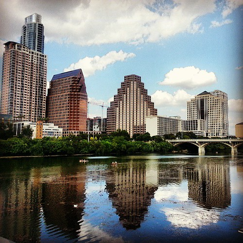Goodbye, #TXSC13! I love my city.  #ATX