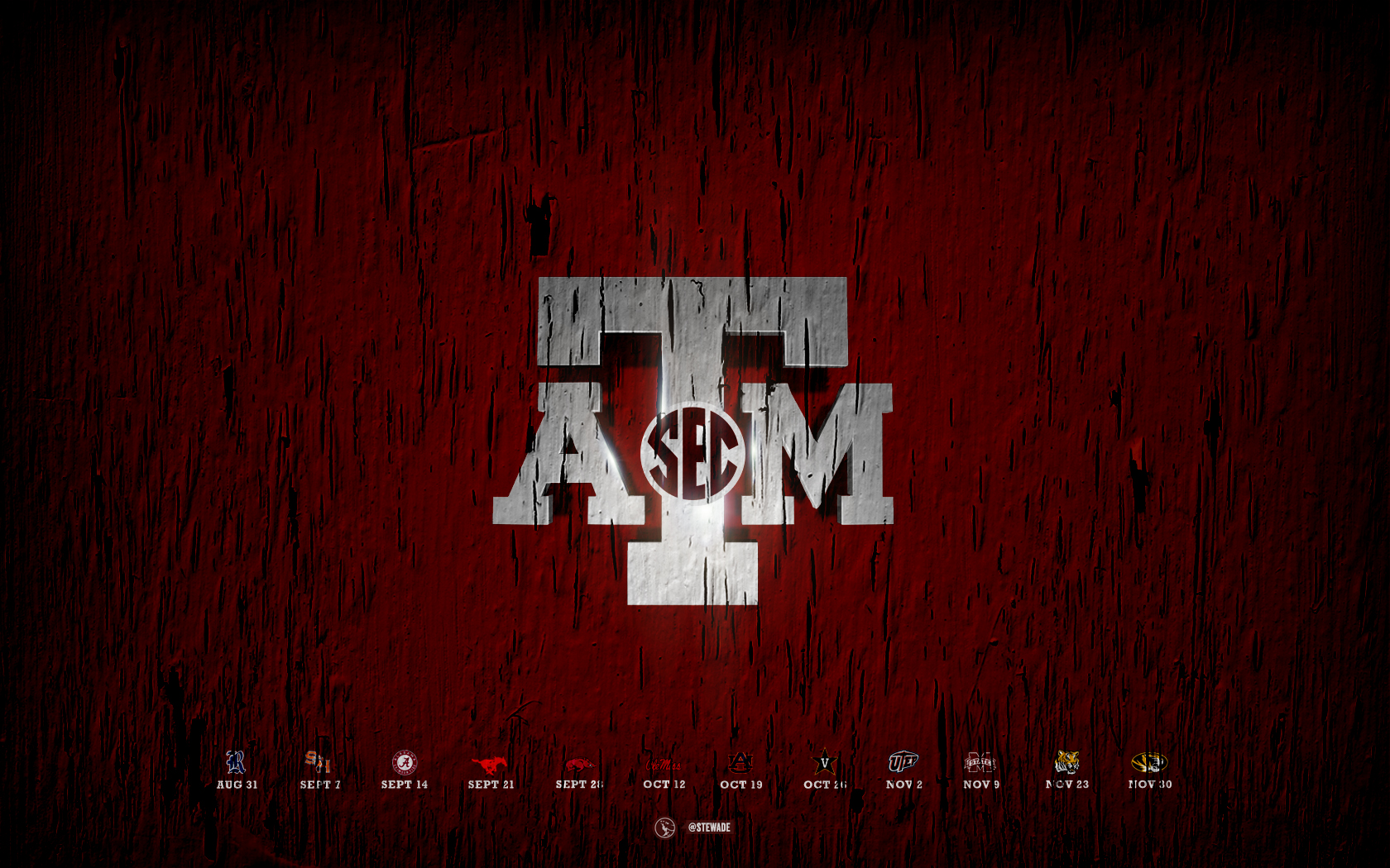 M M Desktop Wallpaper: 2013 Aggie Football Wallpapers