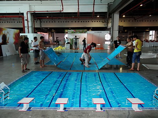 swiming pool in EXPO 2013_16