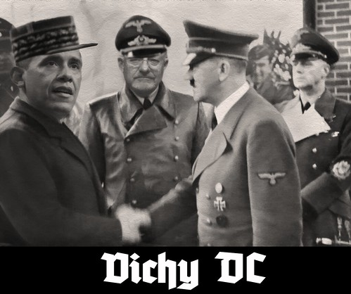 VICHY DC by WilliamBanzai7/Colonel Flick