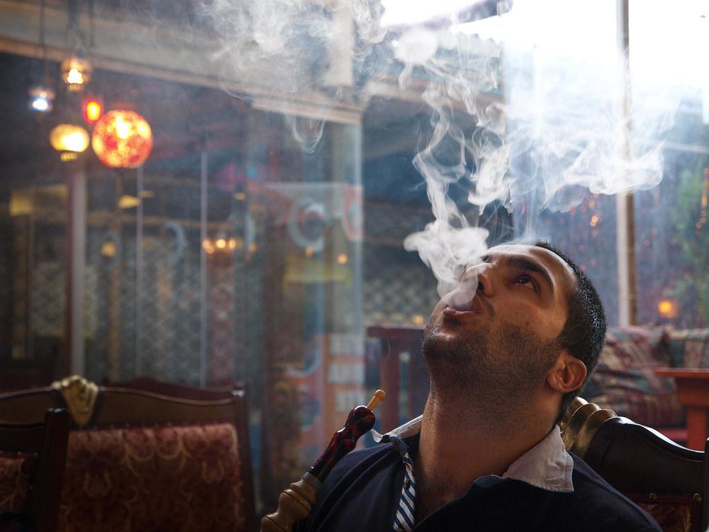 Istanbul - La fumée du narguile