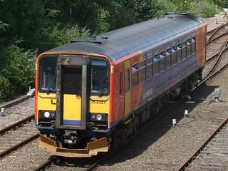 153321 Seen in Spalding
