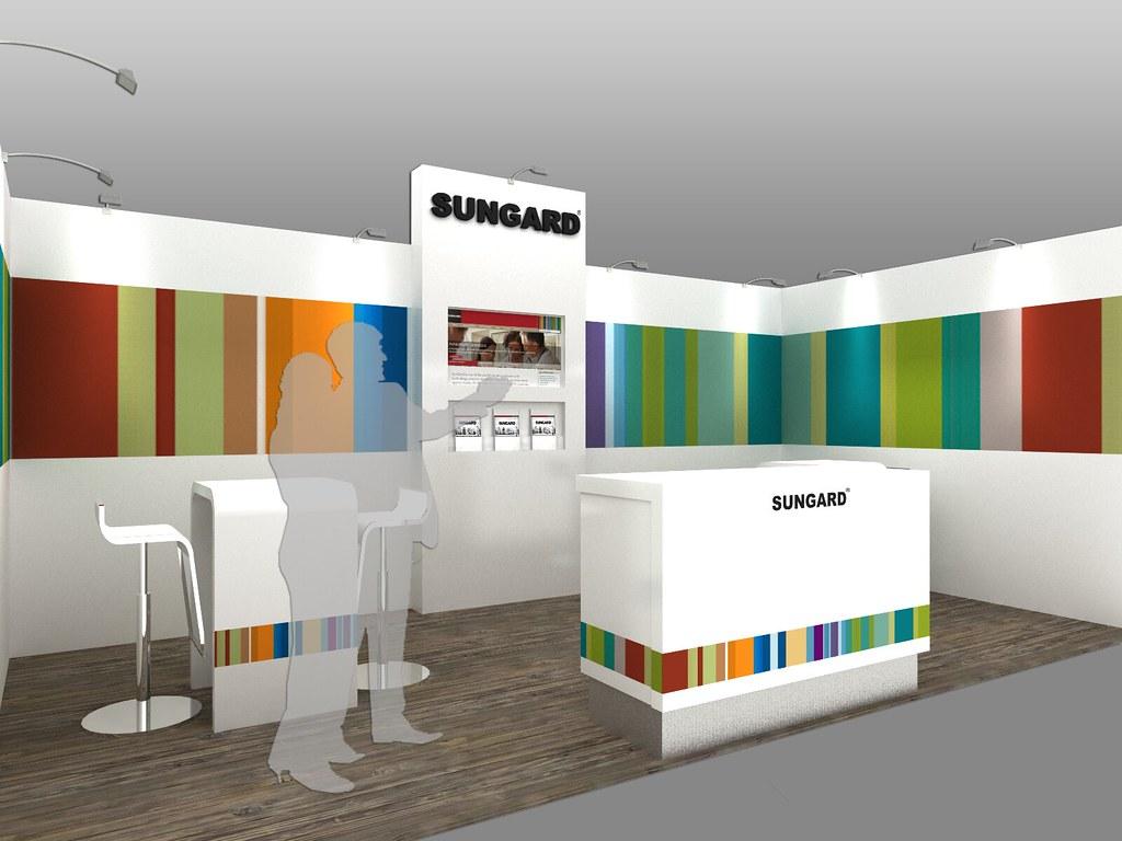 Sungard Exhibition Stand Near Me : Welkin design u exhibitions events interior