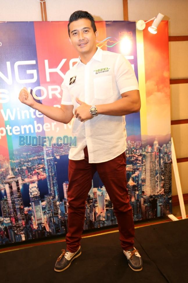 Aaron Aziz Hong Kong