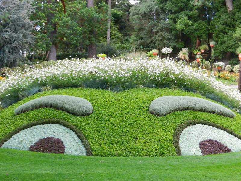 Ponti au Jardin des plantes