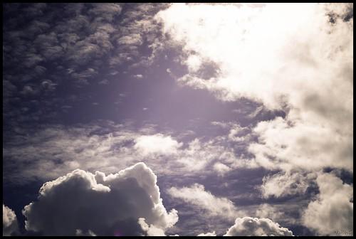 Nubes II by MarcosCousseau