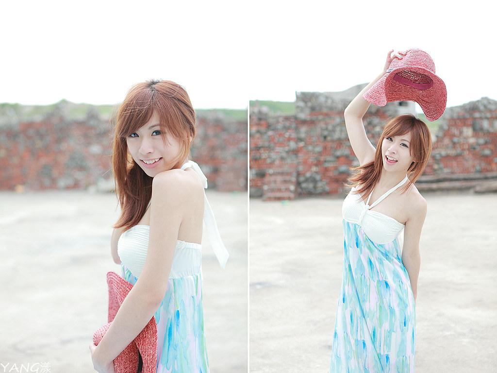 紅茶妹◆夏の終わりの海