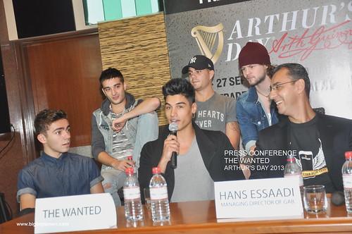 Atrhur's Day Press Conference 7