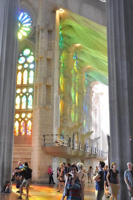 Sagrada Familia - Nave