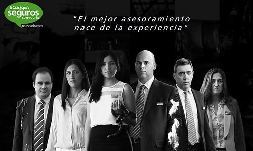 """El Corte Inglés Seguros lanza una nueva campaña """"El valor de la experiencia"""""""