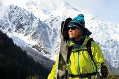 Lákavý strach - mysl extrémního lyžaře