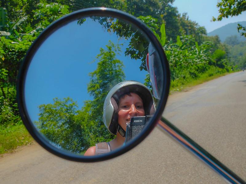 Luang Prabang: op weg naar Kuang Si waterval