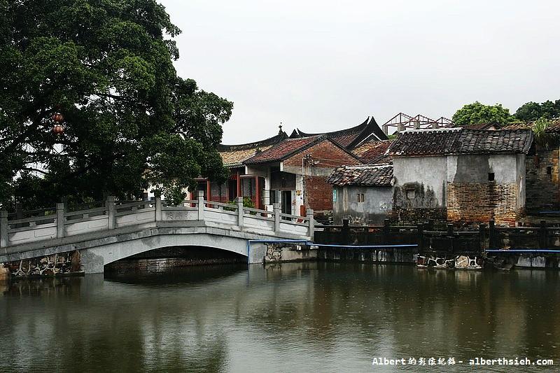 南社明清古村落