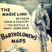 Magic link between town & country: Barts Maps Ad 1929 by carltonreid