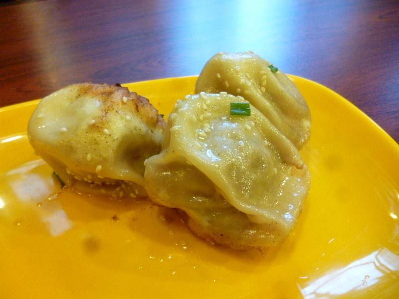 Only 3 dumplings