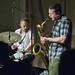 Ken Vandermark / Paal Nilssen-Love duo by Dawid Laskowski