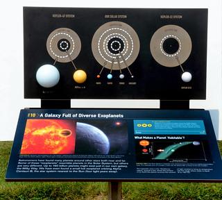 Goddard's Astrobiology Walk