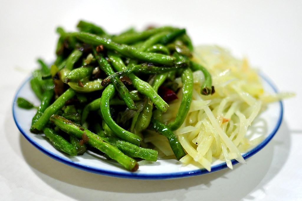 Sichuan Home Cooking At Zha Zha Mian Jia Chang Cai Chengdu Gastronomy
