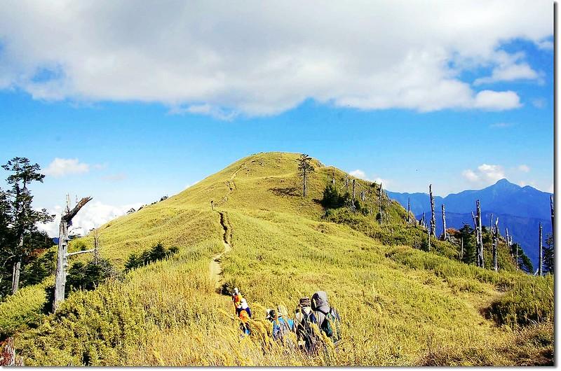 雪山東峰 1